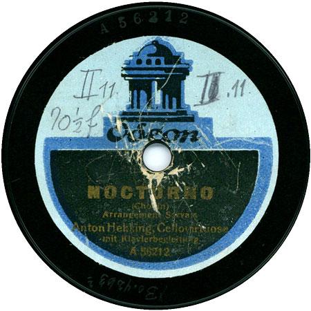 Second Edition ca. 1920
