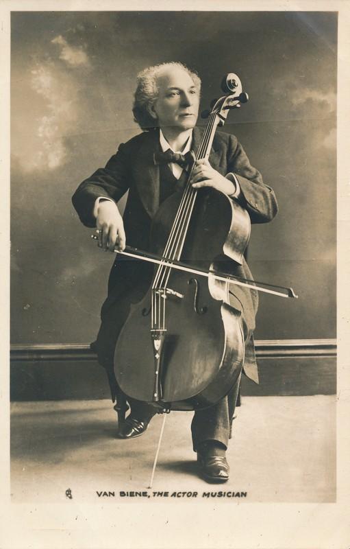 Auguste van Biene (c) Servais Collection
