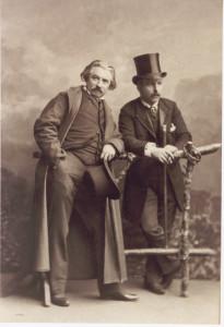 Godebski Cyprien en de Coster Raymond